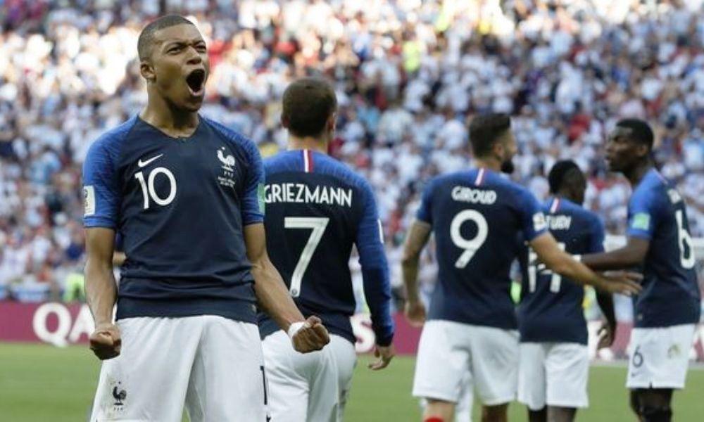 Mαγικός Εμπαπέ, η Γαλλία 4-3 την Αργεντινή (photos + video)