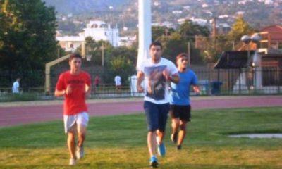 Πάντα στο Στάδιο της Παραλίας έτρεχε ο Παπασταθόπουλος! 14