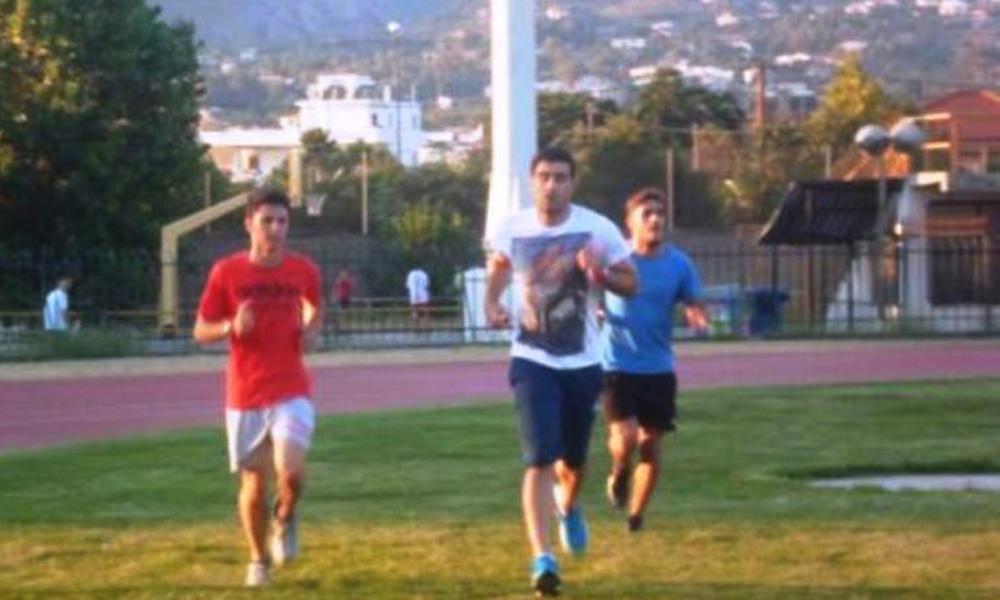 Πάντα στο Στάδιο της Παραλίας έτρεχε ο Παπασταθόπουλος!
