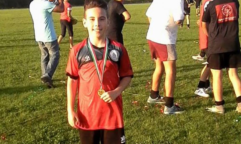 Άγγελος Μπραντίτσας: Ένα νέο ανερχόμενο αστέρι του Λακωνικού ποδοσφαίρου!