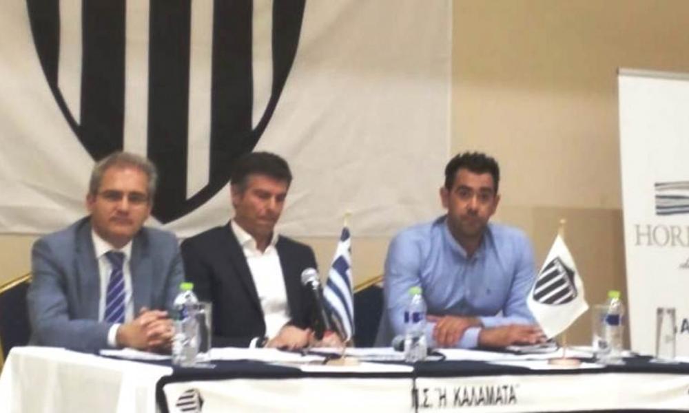 Το Live του Sportstonoto.gr από την παρουσίαση του Γιάννη Χριστόπουλου στη Μαύρη Θύελλα (+photos)