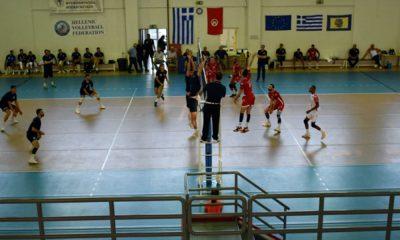 Πρώτο δείγμα θετικό για την Εθνική Ανδρών Βόλεϊ, 4-1 την Τυνησία 6