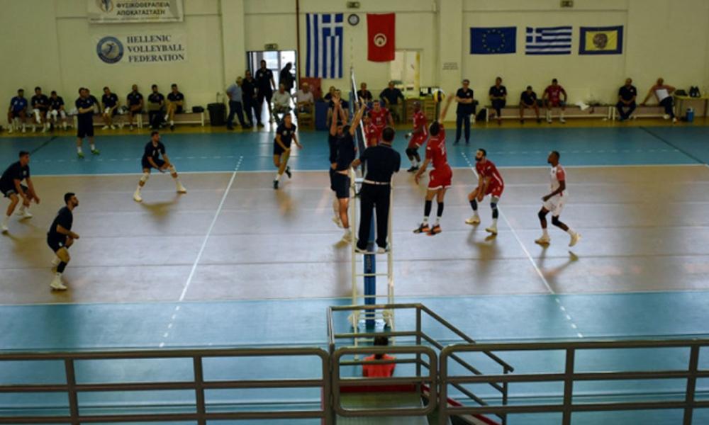 Πρώτο δείγμα θετικό για την Εθνική Ανδρών Βόλεϊ, 4-1 την Τυνησία