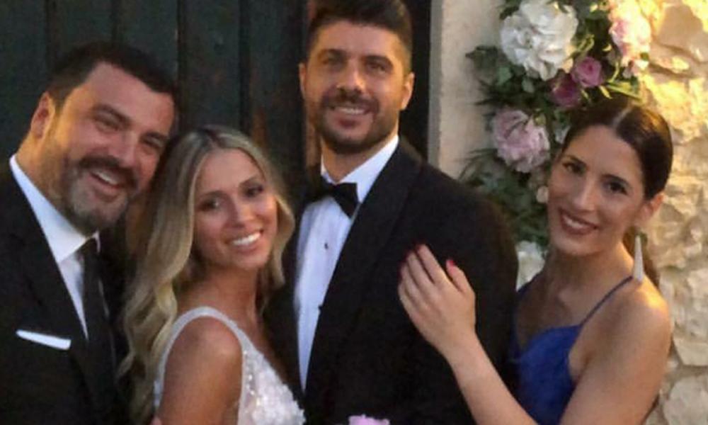 Ο παραδοσιακός γάμος Μιχάλη Σηφάκης – Όλγας Στεφανίδη στην Κρήτη σαν… παραμύθι!