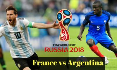 Μουντιάλ 2018: «Τιτανομαχία» Γαλλίας-Αργεντινής 22