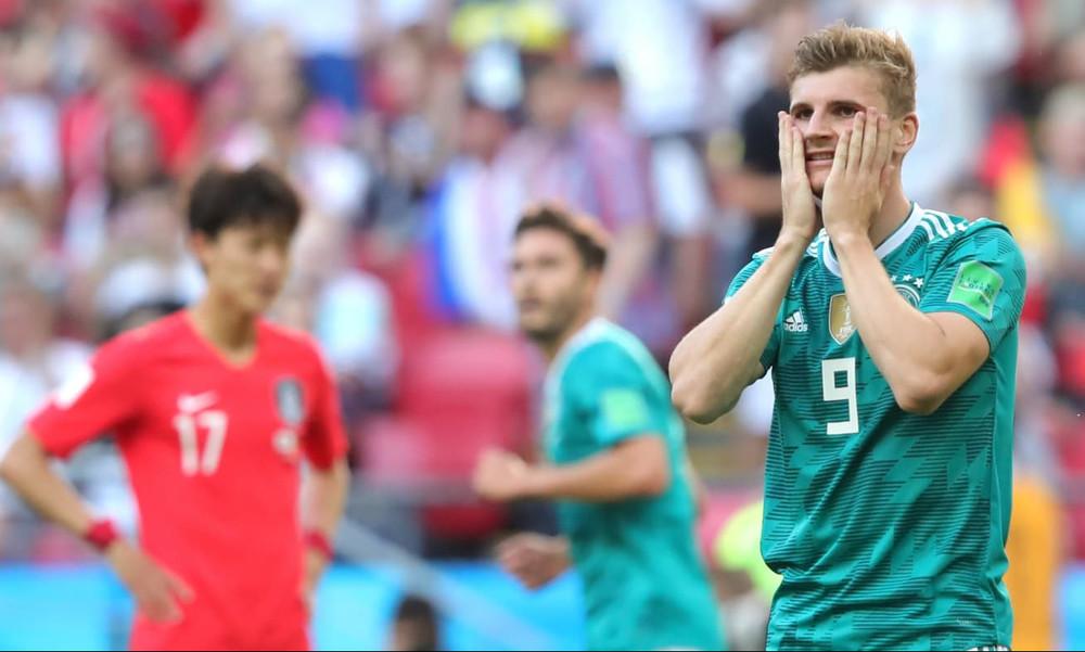 Η Νότια Κορέα πέταξε εκτός συνέχειας τη Γερμανία (photos + video)
