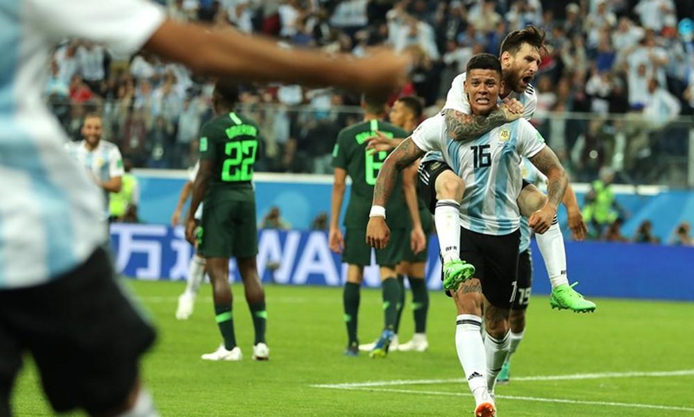 Παγκόσμιο Κύπελλο Ποδοσφαίρου 2018: Νιγηρία-Αργεντινή 1-2 (+ video)