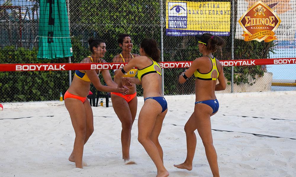 Το τουρνουά beach volley «Spinos Open» γίνεται θεσμός!