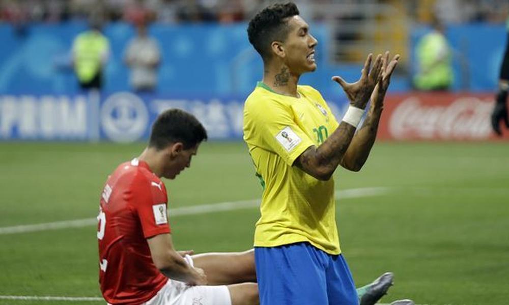 Γκολάρα ο Κουτίνιο, αλλά η Ελβετία πήρε 1-1 απ'την Βραζιλία