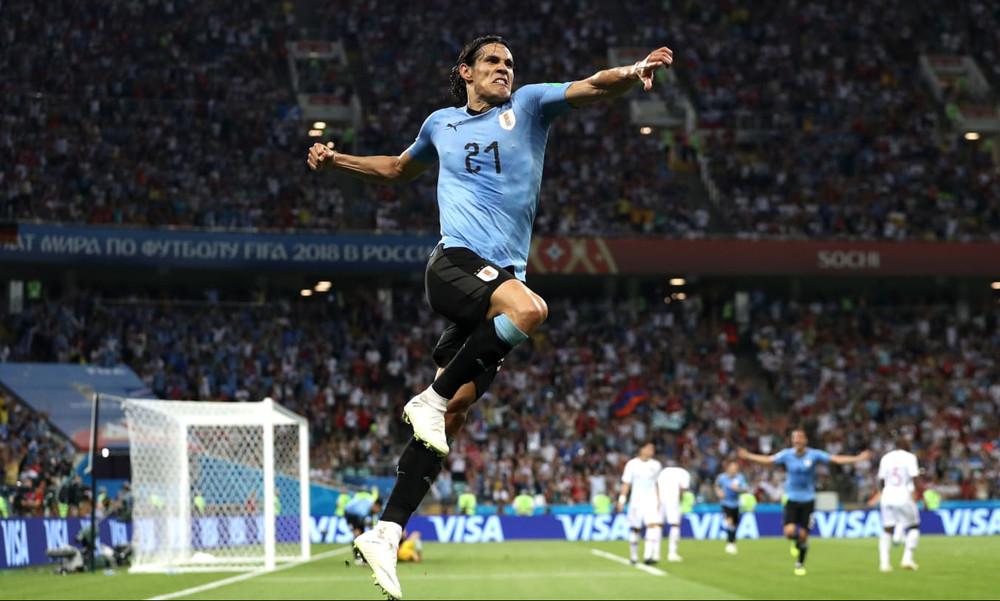Η Ουρουγουάη με Καβάνι, 2-1 την Πορτογαλία (photos+video)