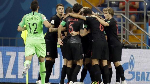 Και με τα… δεύτερα η Κροατία, 2-1 την Ισλανδία (+video)