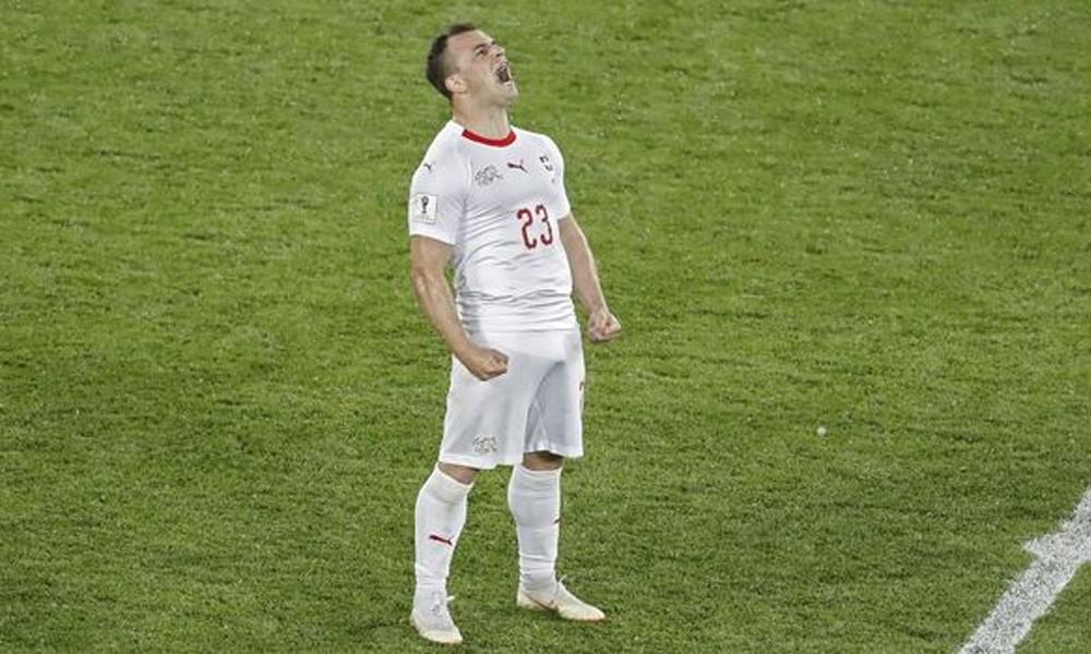 Με ανατροπή στο τέλος η Ελβετία, 2-1 τη Σερβία