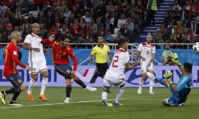 Με γκολ στο 91' η Ισπανία, 2-2 με το Μαρόκο (photos + videos) 10