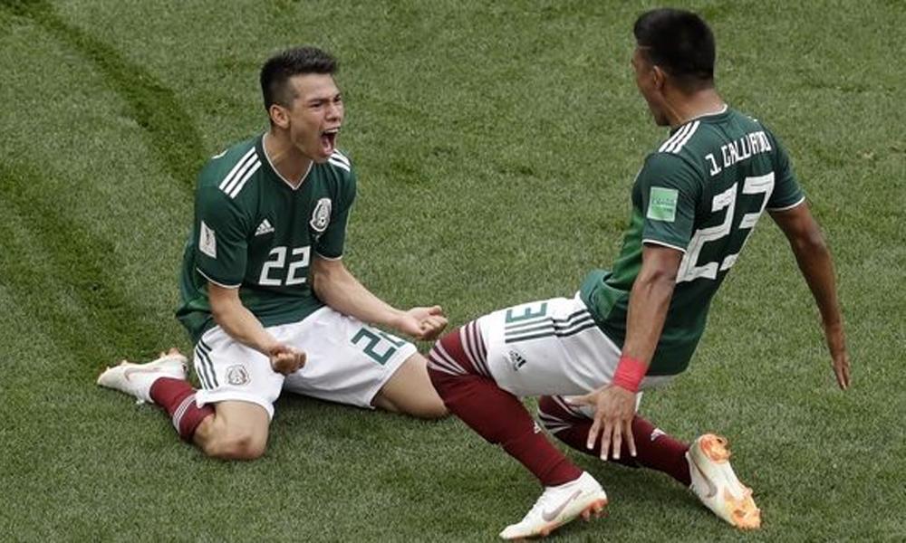 Το Μεξικό σόκαρε την αδιάβαστη Γερμανία