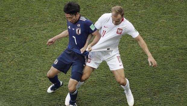 H Ιαπωνία, προκρίθηκε με τις… κάρτες! (photo + video)