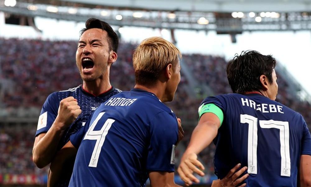 Ιαπωνία-Σενεγάλη 2-2 (+video)