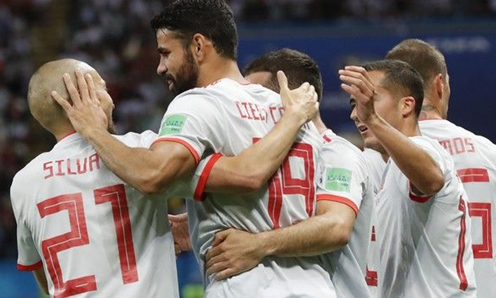 Τα χρειάστηκε η Ισπανία, νίκη με 1-0 επί του Ιράν (video)