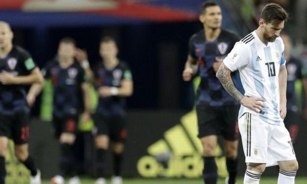 Πρόκριση για Κροατία, συνέτριψε με 3-0 την Αργεντινή (photos + videos)