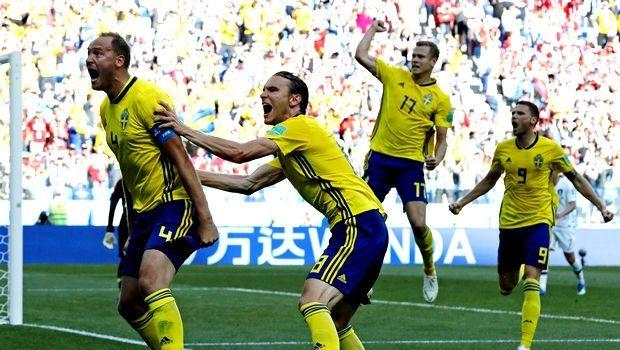 Το VAR έσωσε τον Μπεργκ, 1-0 η Σουηδία τη Νότια Κορέα (+ videos)