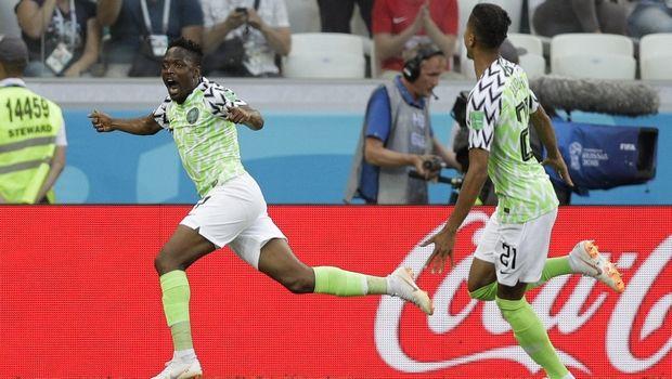 Με Μούσα η Νιγηρία, 2-0 την Ισλανδία (+video)