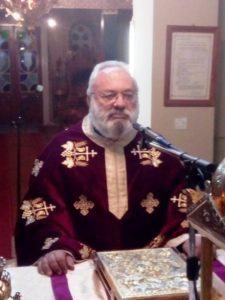"""Πάτερ Βασίλειος Διακουμάκος: """"Ο Θεός να βοηθά τον Εθνικό Μελιγαλά""""! (photos)"""