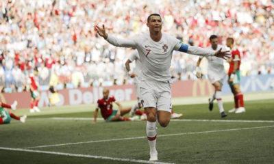 Ο Κριστιάνο απέκλεισε το Μαρόκο, 1-0 η Πορτογαλία (video) 12