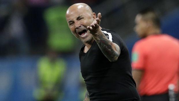 Οι παίκτες της Αργεντινής ζήτησαν άμεσα την απόλυση του Σαμπαόλι!