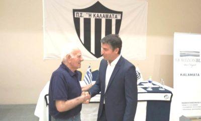 """Γιάννης Χριστόπουλος: """"Νικήσαμε δίκαια, δεν ανησυχώ..."""" 12"""