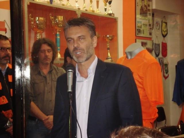 Πρόεδρος ο Θωμάς Καναβός, στο Λουτράκι