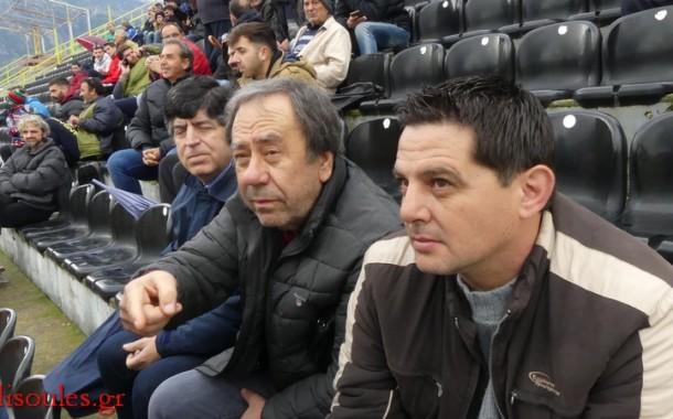 Ο Τάκης Βασιλόπουλος για την κατάσταση των γηπέδων του Δήμου Καλαμάτας…