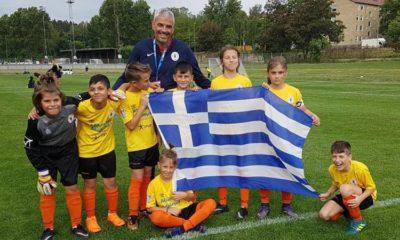 Ξεκίνημα με νίκη στο τουρνουά της Σουηδίας, για τους μικρούς Καλαματιανούς (photos) 17