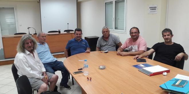 Νέα διοίκηση, ίδιος προπονητής στο Κοπανάκι Μεσσηνίας