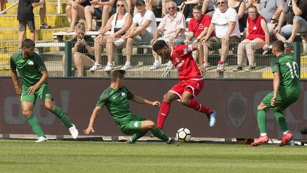 Ηττήθηκε με 2-1 από την Αντβέρπ ο Παναθηναϊκός (photos)