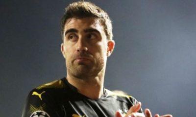 Εκτός ομάδας (!) της Άρσεναλ και επίσημα ο 33χρονος πια Παπασταθόπουλος... 12