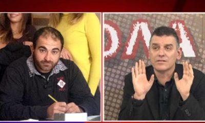 """Σιδηρόπουλος: """"Β' Εθνική ο Πάμισος, έκλεισαν Πουτρουλίδης, Καραλής, δύο Βραζιλιάνοι, πρόεδρος... Γαλλίδα, θα νικήσω την Καλαμάτα"""" 14"""