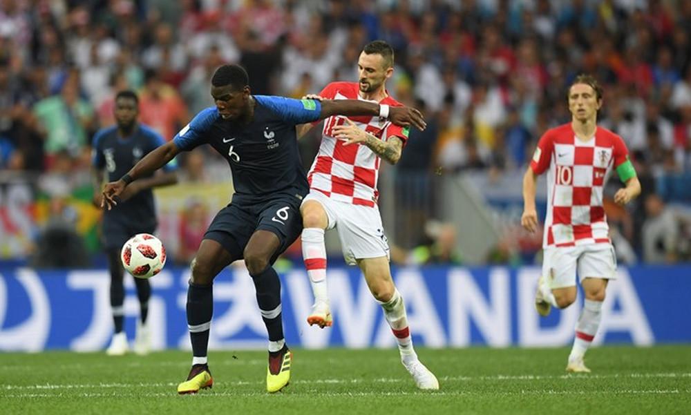 Γαλλία-Κροατία 4-2: Στην κορυφή του κόσμου η Γαλλία! (photo + videos)