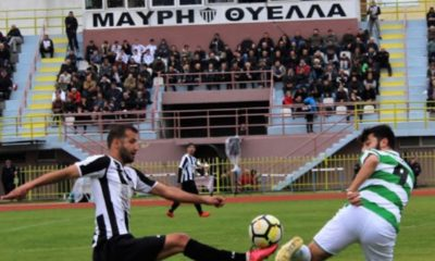 Στην Κόρινθο η Μαύρη Θύελλα στο Κύπελλο Ελλάδας - Όλα τα ζευγάρια αναλυτικά 7