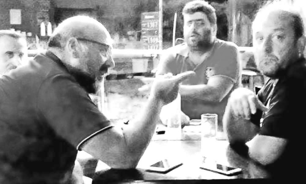 """Συμβαίνει τώρα: Στη Μεσσήνη ο Ντούλης, σύσκεψη σε """"Ουτοπία'"""