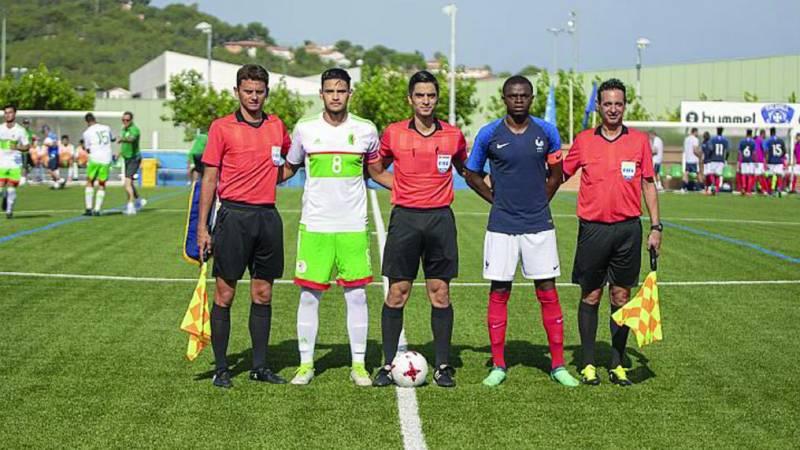 Ο Αλεξέας έπαιξε στον τελικό των… Μεσογειακών Αγώνων