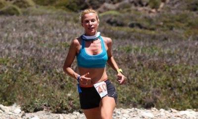 """Ασημίνα Ιγγλέζου: Μας """"τρέχει"""" στις ερημιές της Πίνδου (photos) 22"""