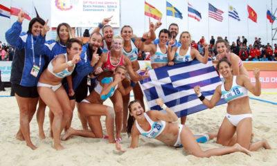 Mπιτς χάντμπολ: Πρωταθλήτρια κόσμου η Εθνική γυναικών! [video] 6