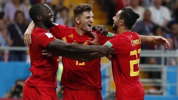 Ανατροπή με γκολ στο 94′ για το Βέλγιο, 3-2 την Ιαπωνία (+photos)