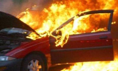 Super League: Έκαψαν το αυτοκίνητο διεθνή επόπτη! (photo) 14