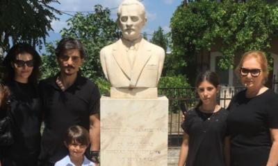 Στη Σελλασία οικογενειακώς σήμερα, ο Δημήτρης Γιαννακόπουλος (photo) 22
