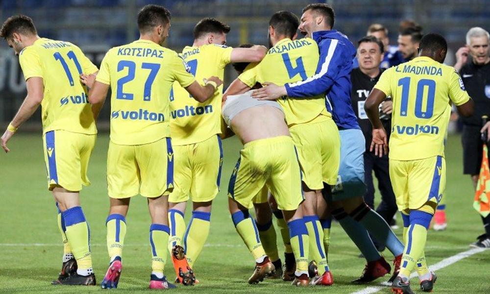 Χιμπέρνιαν – Αστέρας Τρίπολης 3-2: Έχασε την ευκαιρία αλλά όχι την πρόκριση!