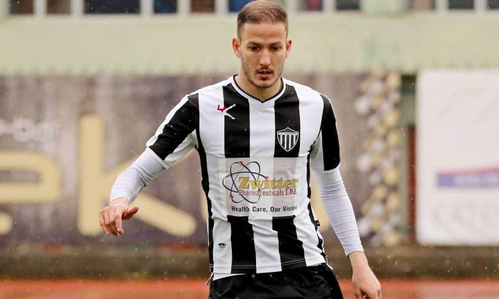 Πάει Σλοβακία, σε ομάδα Α' Εθνικής, την FK Senica, ο Τάσος Καντούτσης