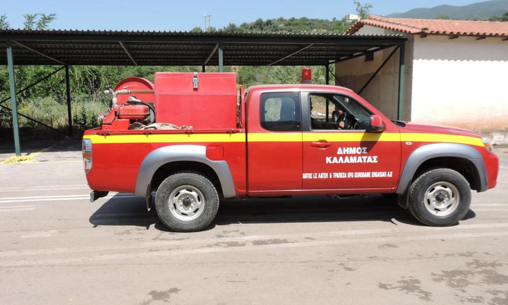 Προσοχή !!! κίνδυνος πυρκαϊάς