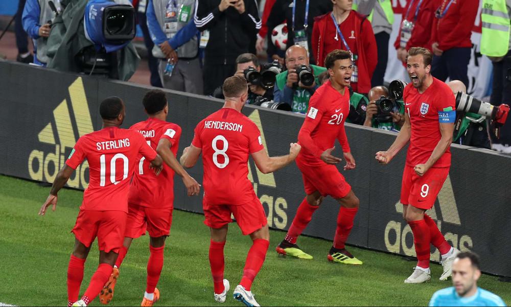 Παγκόσμιο Κύπελλο Ποδοσφαίρου 2018: Κολομβία-Αγγλία 3-4 πεν. (1-1 κδ, παρ.)