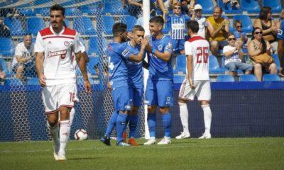 Προβλημάτισε ο Ολυμπιακός, ήττα 4-0 από την Γκενκ 8