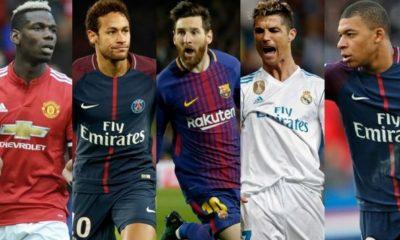 Οι 10 πιο ακριβοπληρωμένοι παίκτες στον κόσμο 5